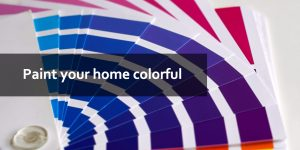 Colors to paint your home